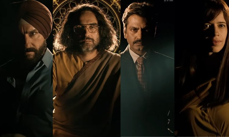 Sacred Games 2 Character Posters Revealed