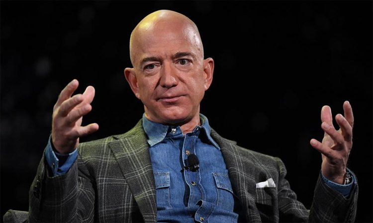 Jeff Bezos Announces New Originals Lineup at Prime Video in's Bollywood Event