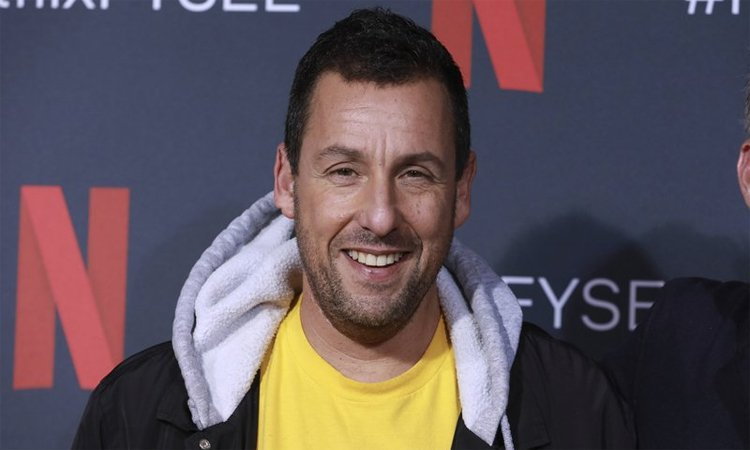 Adam Sandler to Make New Movies for Netflix, His Third Four-Film Deal With the Streaming Giant