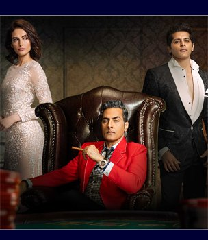Revealed: First Look Poster and Release Date for 'the Casino - My Game My Rules'
