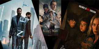 Tenet The Kings Man A Quiet Place Black Widow Candyman Release Dates