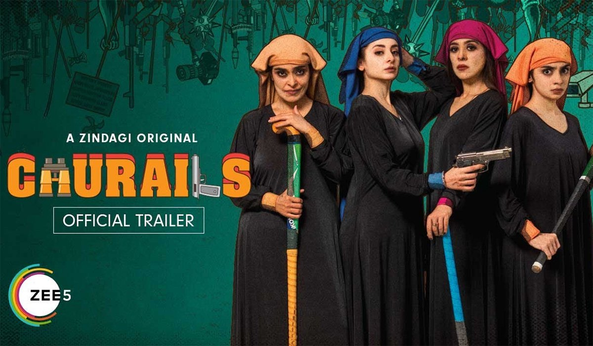 ZEE5's-Churails-Kicks-Serious-Ass-With-Cool-Feminist-Thrill
