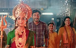 Mookuthi Amman Movie Review