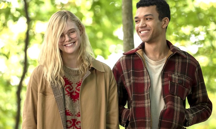 All the Bright Places Netflix Movie Review